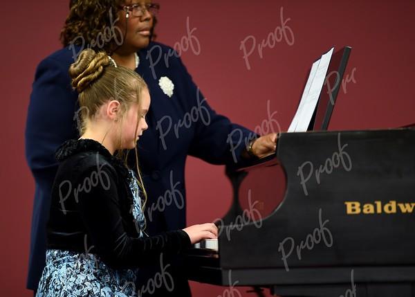 Daniella Claassens 2018 Piano Recital