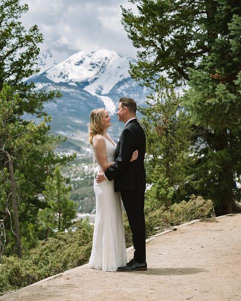 Lisa and Nic | Breckenridge, Colorado