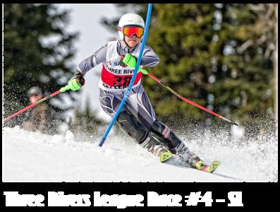 Three Rivers League - Race #4