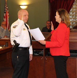 Jeff's Promotion to Deputy Chief