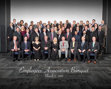 2019 Employees Association Banquet