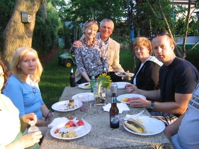 GSE Farewell Dinner