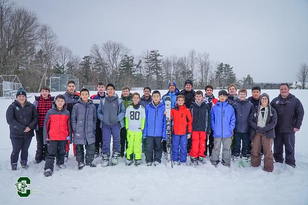 Recreational Skiing