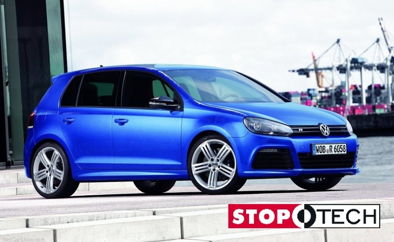 StopTech 2012 VW Golf R Brake Kits