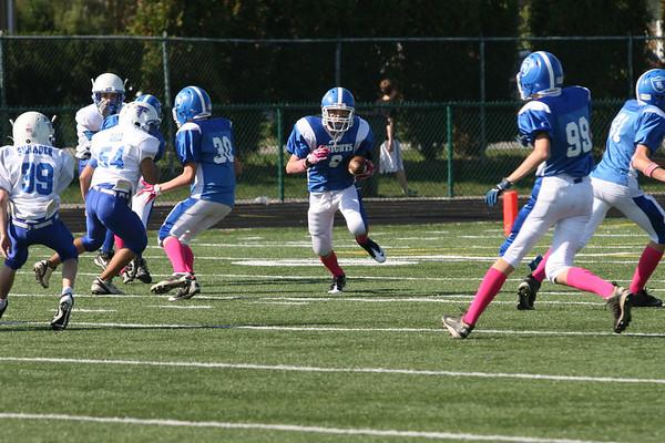 St Thecla-SMOW Football 10/09/11