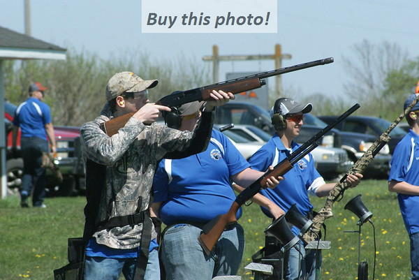 BBE Clay Trap shoot 05-07