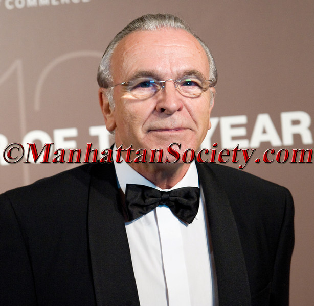 THE SPAIN - U.S. CHAMBER OF COMMERCE 2012 Annual Gala Dinner Honoring Isidro Fainé, Chairman of  Caixa Bank