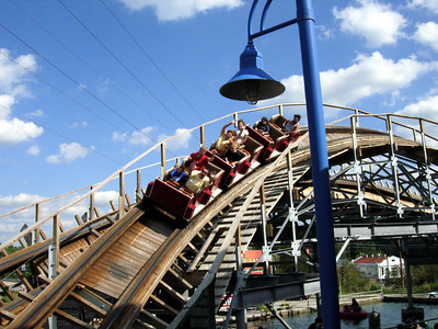 Timber Falls: August 21, 2006