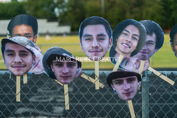 Broughton soccer senior night vs Leesville. October 21, 2019. D4S_8283