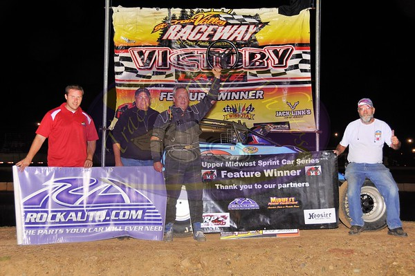 UMSS Traditional Sprints - Open Wheel Nationals - August 28, 2015