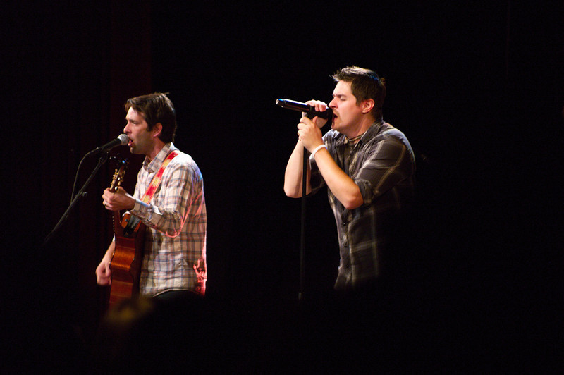 Jars of Clay at Lancaster Bible College