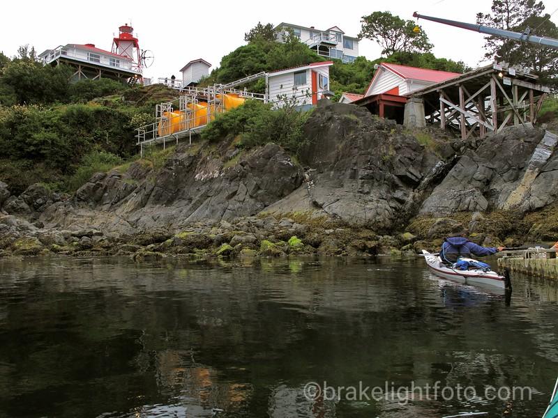 Nootka Island Light Station