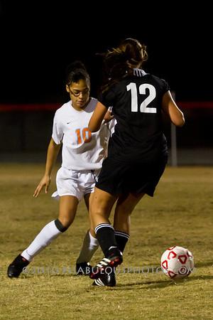 Olympia @ Boone Girls JV Soccer - 2011