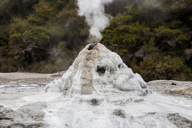 Rotorua & Wai-o-Tapu - New Zealand