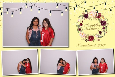 Alexandria Martinez Baby Shower