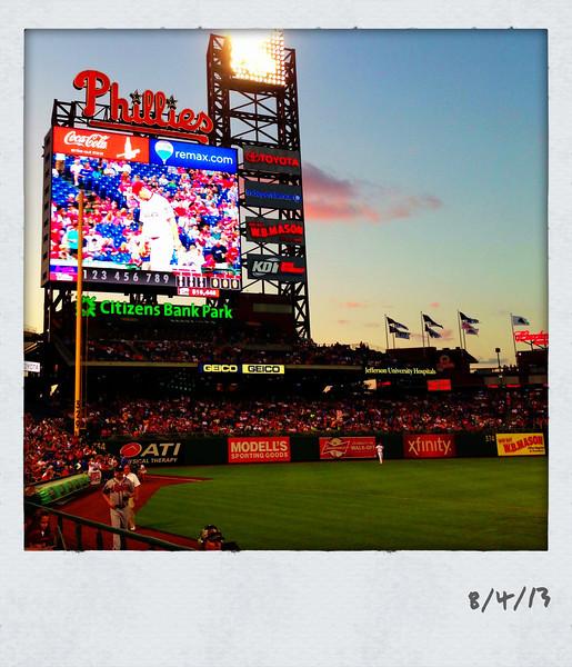 Baseball Stadium #6