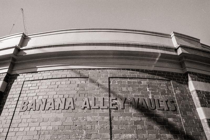 Banana Alley