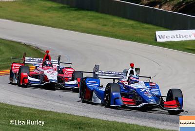 2017 IndyCar - Road America