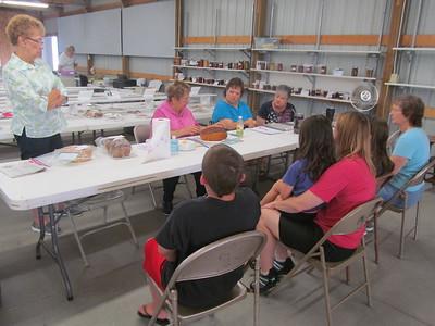 2017 Benton County Fair Pantry