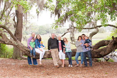 Charleston Family Session
