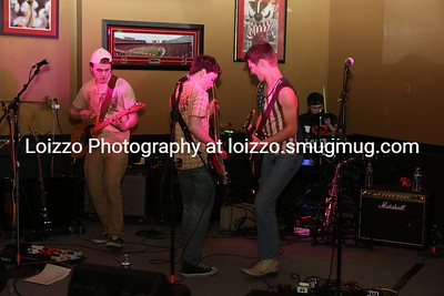 2016-04-02 Events - Distant Cuzins at Rosati's Gallery 1