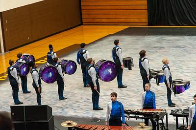 Bryant HS Indoor Percussion
