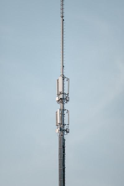 An antenna in Geneva