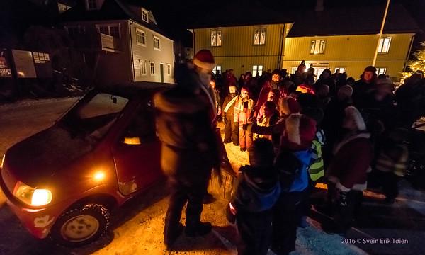Advent 2016 in Nyksund