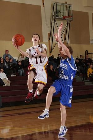 2.2011 Basketball: Freshman and Sophomore