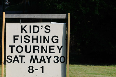 RBC's Outdoor Ministry's Kid's Fishing Tournament, May 30, 2015