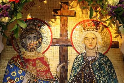 Feast of Sts. Constantine & Helen 2011