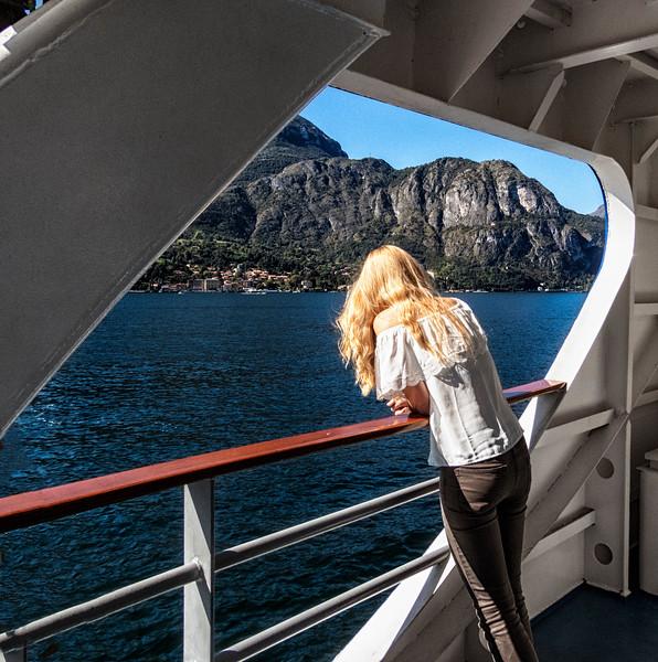 Belaggio, Italy and Lake Como