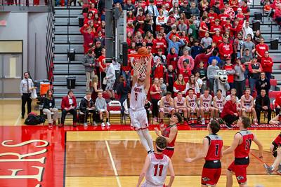 Boys Varsity Basketball - 1/31/2020 Reed City