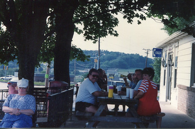 1993 Macks Ice Cream Spry Cruise Night