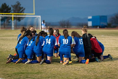 20190129 BHS Girls Varsity Soccer