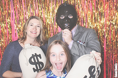 12-14-19 Atlanta Temple Sinai Photo Booth - Chloe's Bat Mitzvah - Robot Booth