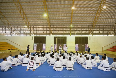 Penataran Pelatih Taekwondo Tingkat Nasional 2019
