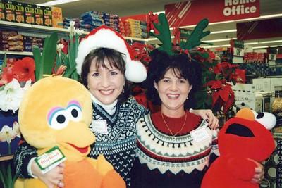 12-8-1998 Truckload of Treasures shopping @ K-Mart
