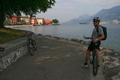 På sykkel, Pinsen 2009