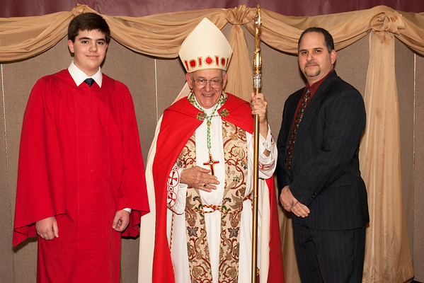 Nathan's Confirmation