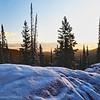 Dream Lake Trail Sunrise