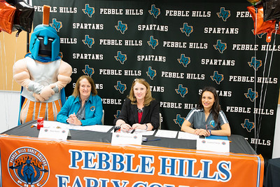 Early College Lottery Pebble Hills HS
