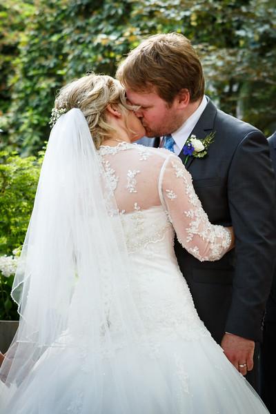 Vicki and Matthew - Wedding