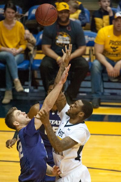 Favs WVU Basketball - WVU vs Kansas State 2017