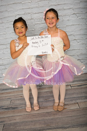 Mon 5:30 PM Primary B Ballet Bondy