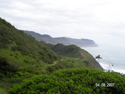 Shelter cove 2007