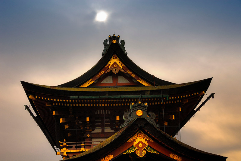 Fushimi Inari Taisha Shine