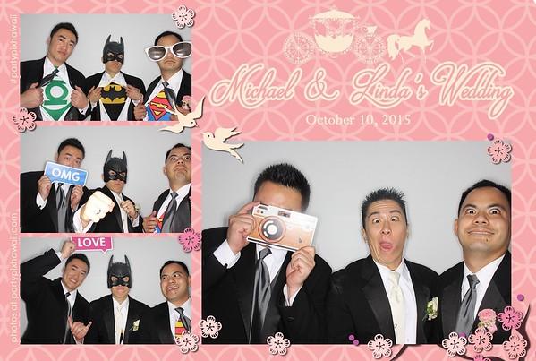 Michael & Linda's Wedding (Luxury Photo Pod)
