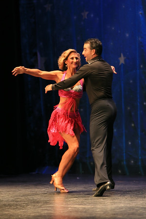 Dancing with the Rogue Valley Stars Performance 11-08-14