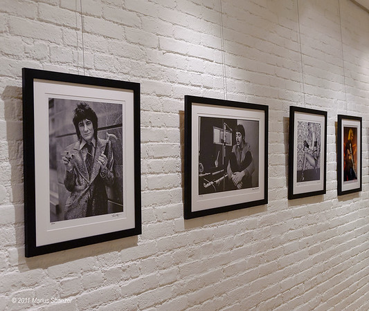 Rock Paper Photo Opening